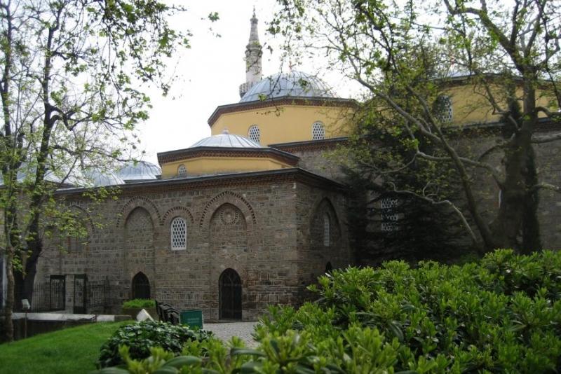 Ulucami (Grand Mosque), Bursa