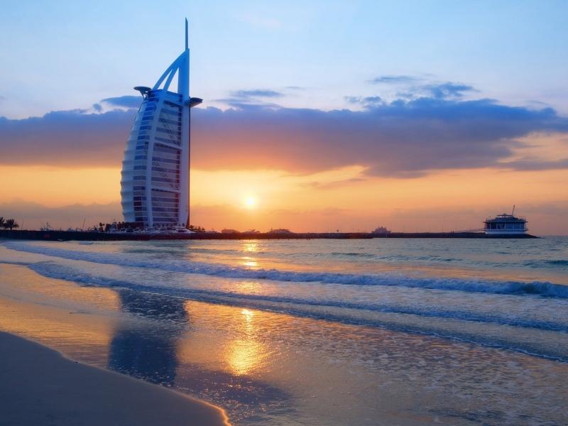Burj Al Arab (Torre degli Arabi)