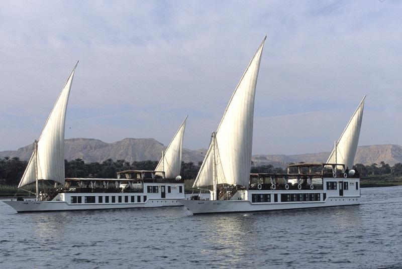 El Hanem Dahabiya Nile Cruise