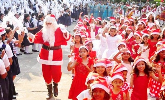 Christmas In India How Do They Celebrate Christmas In India