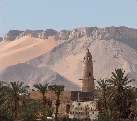 L'oasi di Dakhla, Deserto Occidentale