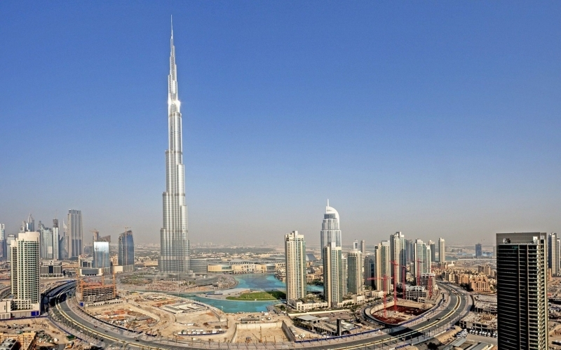Тур в Бурдж Аль Араб и Бурдж Халифа из порта Дубая