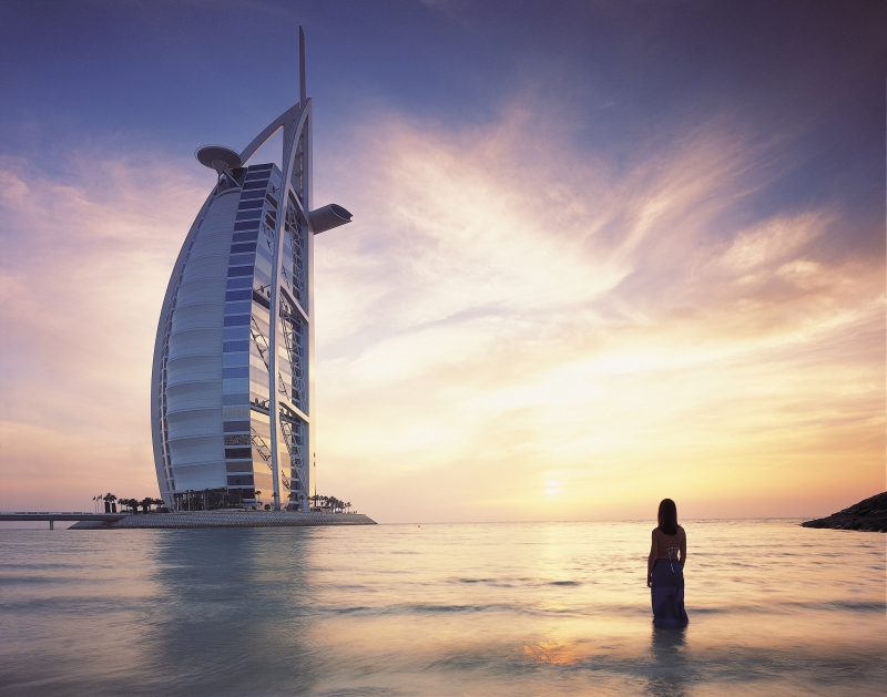 Burj Al Arab, Sailboat Hotel