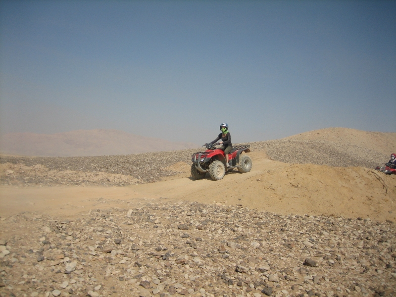 Quad Bike Safari Tour in Luxor
