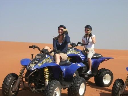 Safari-Ausflug mit Quad in Hurghada