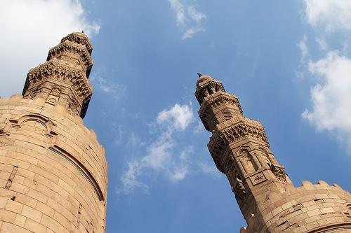 Mesquita de Mu'ayyad e Bab Zuweila