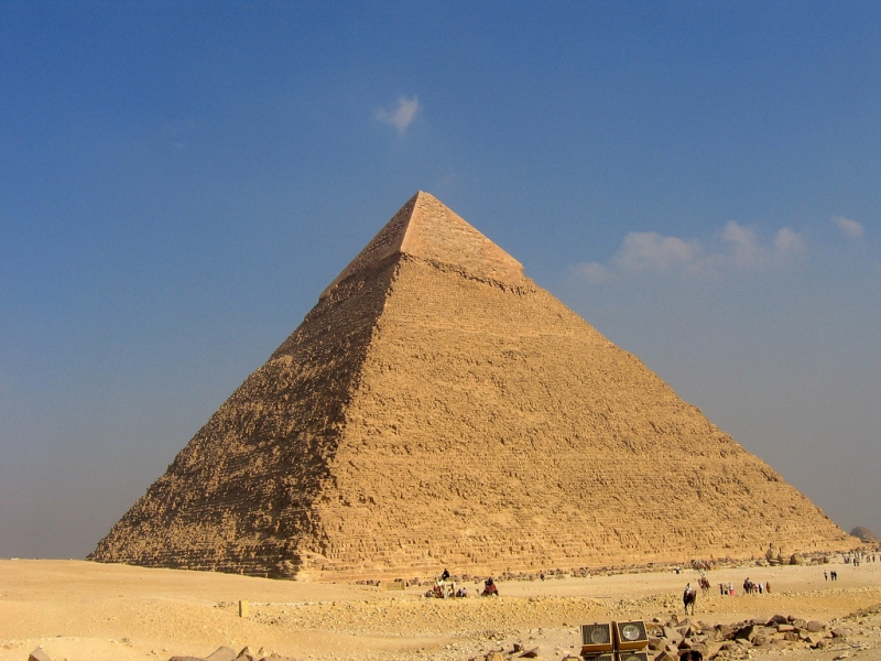 Khafre | Chephren | King of Ancient Egypt