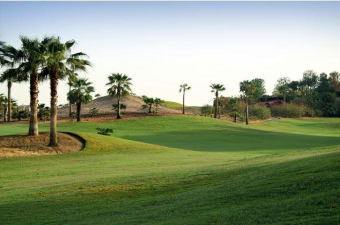 Golfausflug in Kairo
