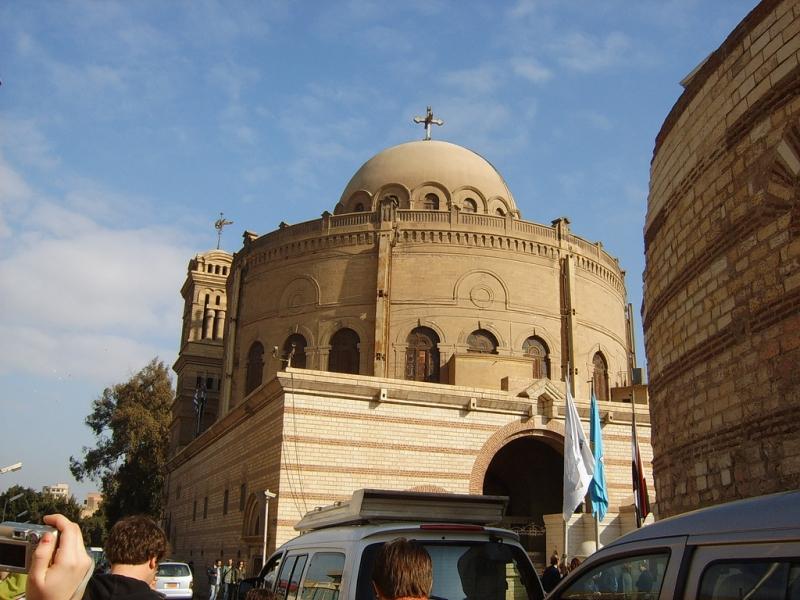 The Saints Sergius and Bacchus Church (Abu Serga)