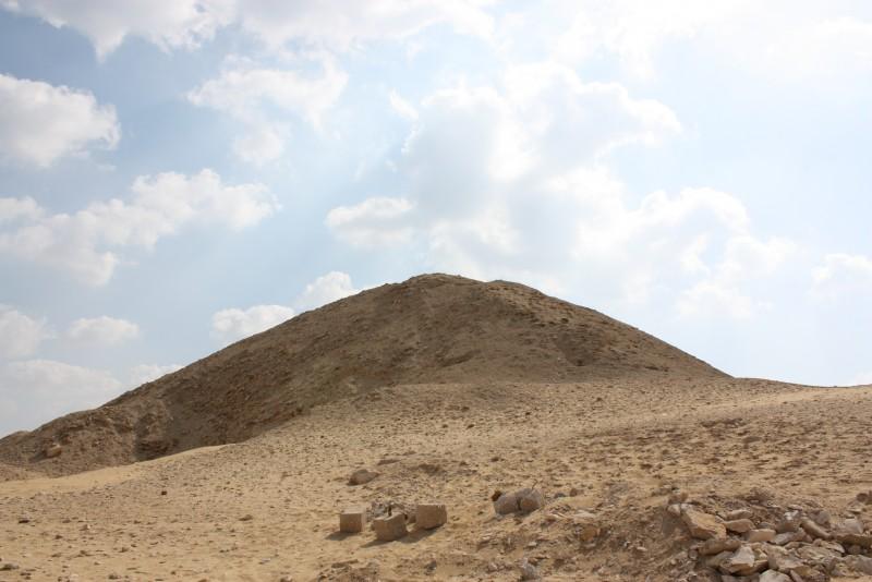 Pyramid of Teti at Saqqara