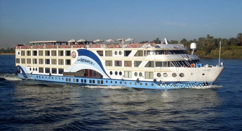 Welches Deck auf der Nilkreuzfahrt
