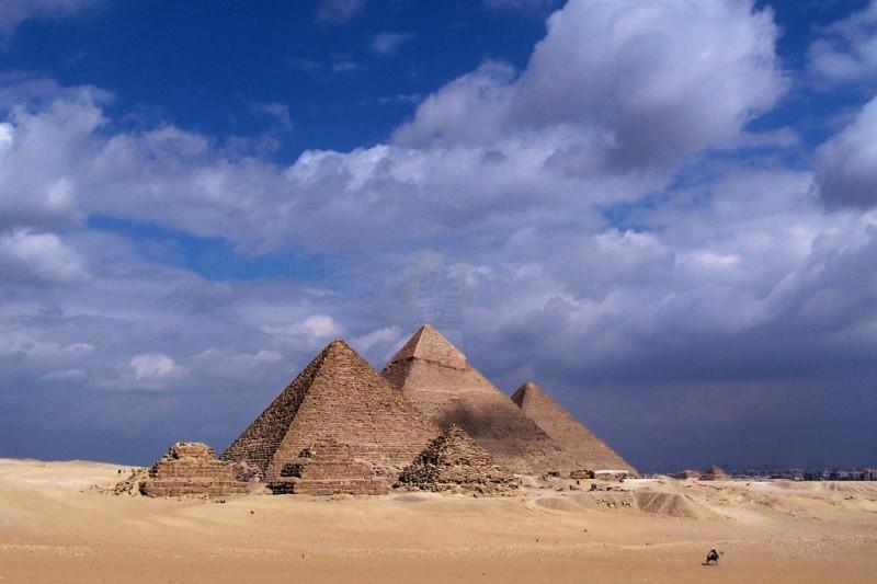 Visitez les pyramides de Gizeh, Saqqarah et Memphis