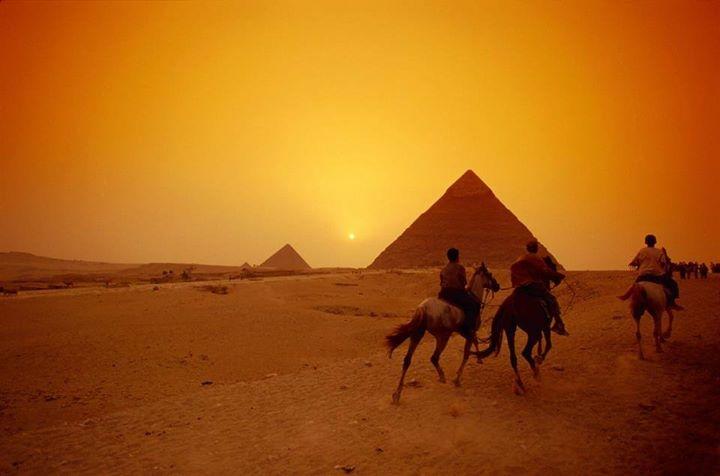 Urlaub in Kairo und Luxor