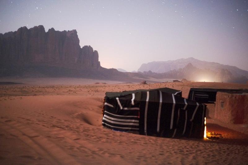 Wadi Rum Camping Safari