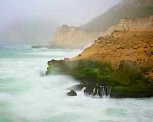 Dhofar Lagoons of Oman