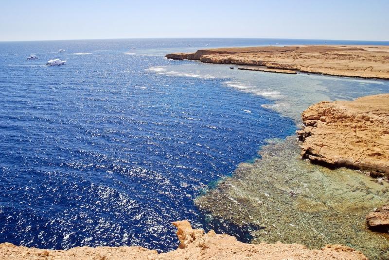Ras Mohamed  National Park at Sharm