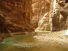 Totes Meer & Wadi-Mujib Tour ab Amman