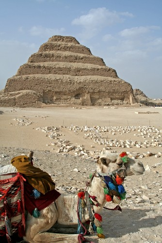 Tour a Las Pirámides de Guiza y Saqqara