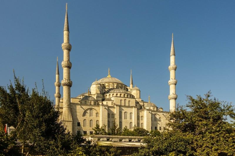 Mesquita Azul - Istambul - Turquia