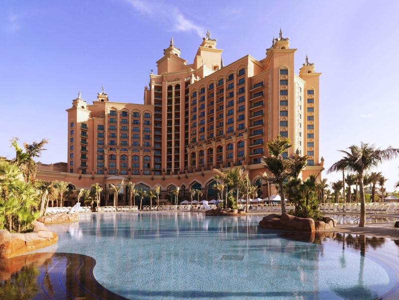 Atlantis the Palm in Dubai