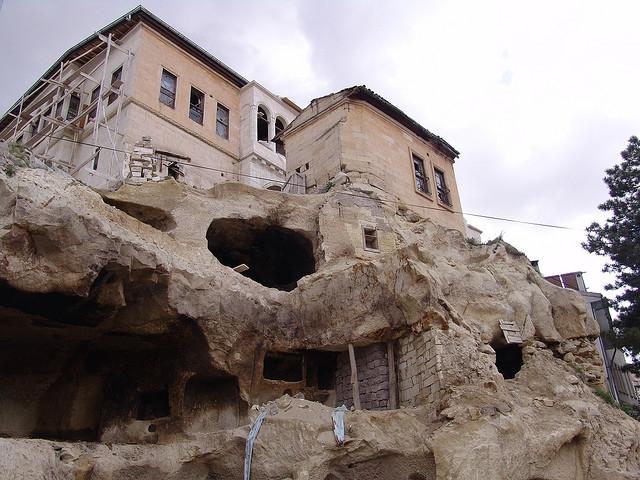 Sinassos (Mustafapasa) at Cappadocia