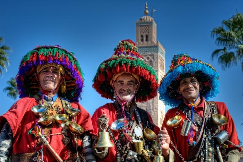 Marrakesh - A cidade marroquina