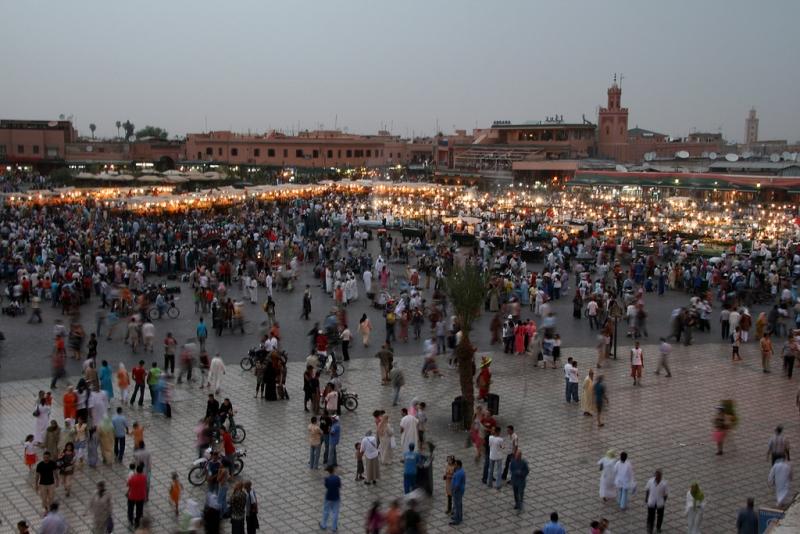 Marrakesch Ausflug ab Rabat