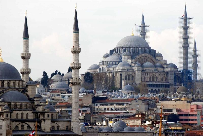 Image result for mosquée de soliman le magnifique