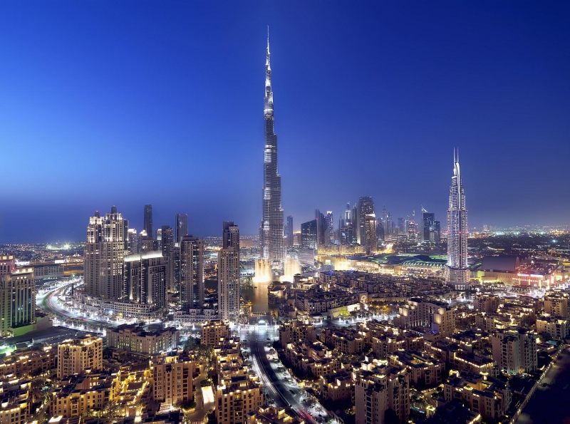 Burj al Khalifa - Dubai