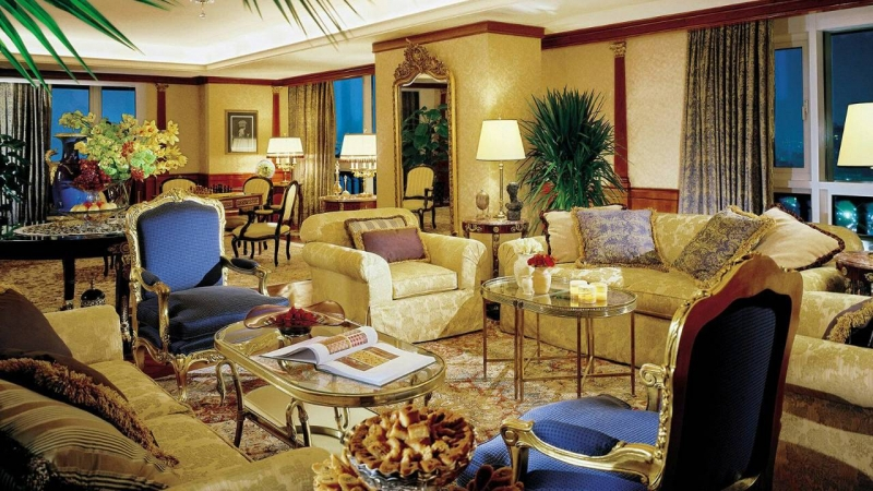 Four Seasons Hotel Presidential Suite