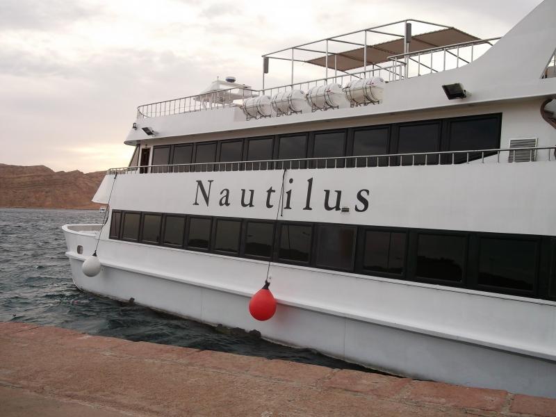 Nautilus Cruise in Sharm El Sheikh