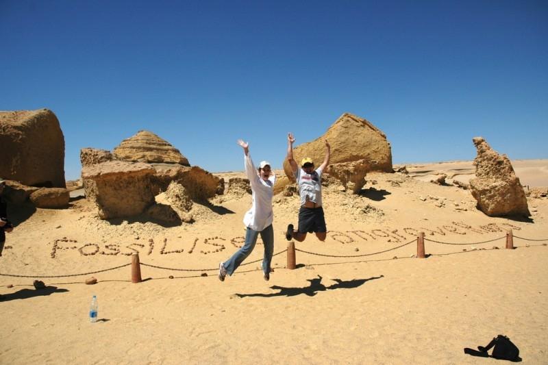 Il Deserto delle Oasi di Fayoum