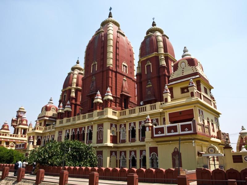 Templo Birla Delhi India