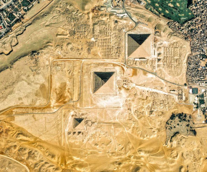Le Piramidi Egizie: Informazioni e segreti