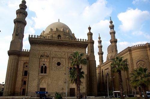 Sultan Hassan-Moschee