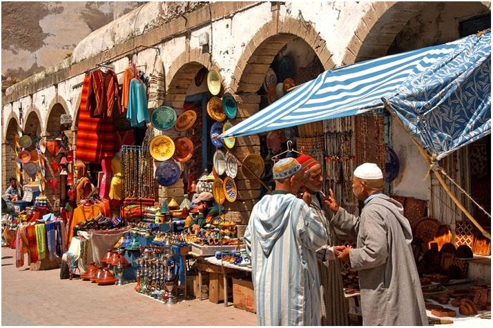 Mercati della Vecchia Medina