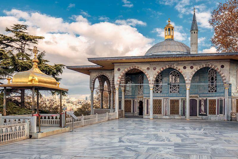 The Royal Topkapi Palace