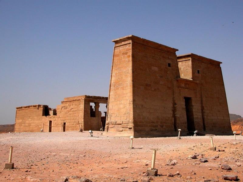 Dekka Temple