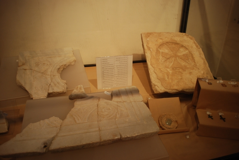 Exhibits at Aqaba Museum