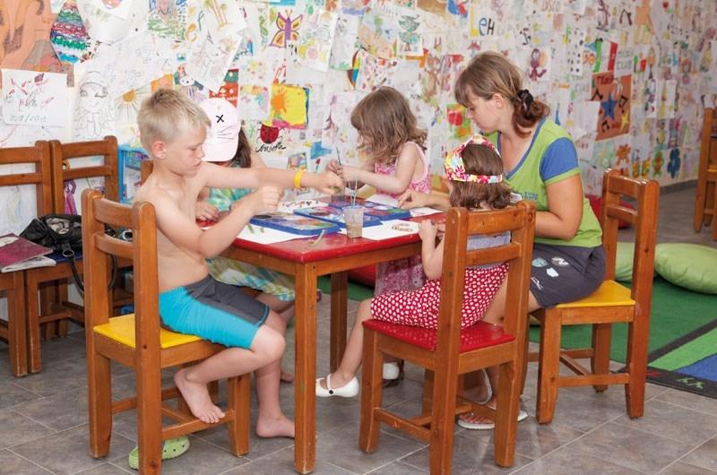 Fayrouz Plaza Kids Club