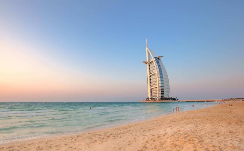 Burj Al Arab, Icona di Dubai