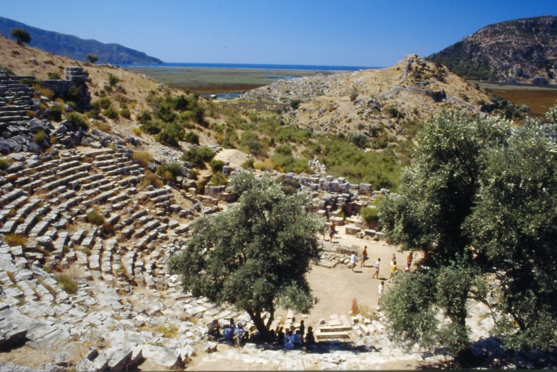 Ancient City of Caunos