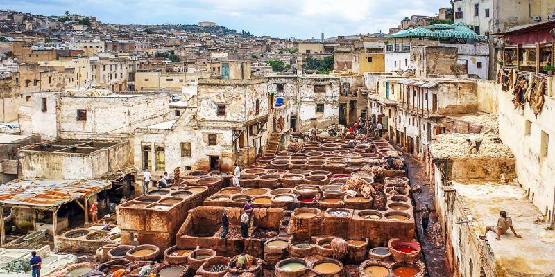 Fez Turismo: O Que Fazer em Fez?