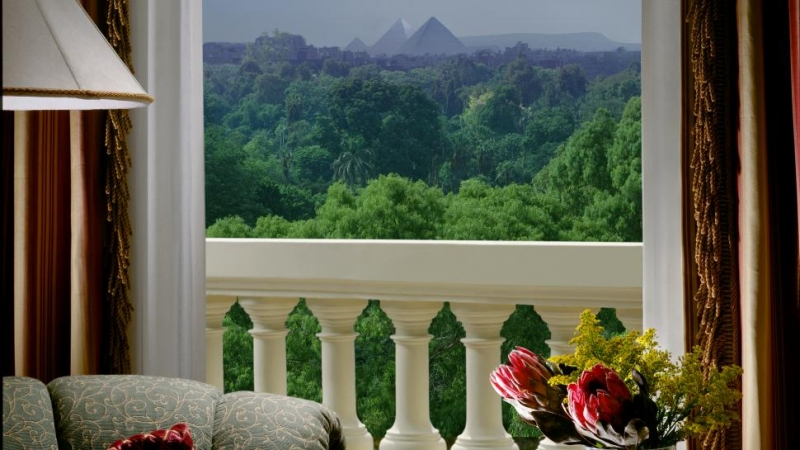 Four Seasons Hotel Suite View, Cairo