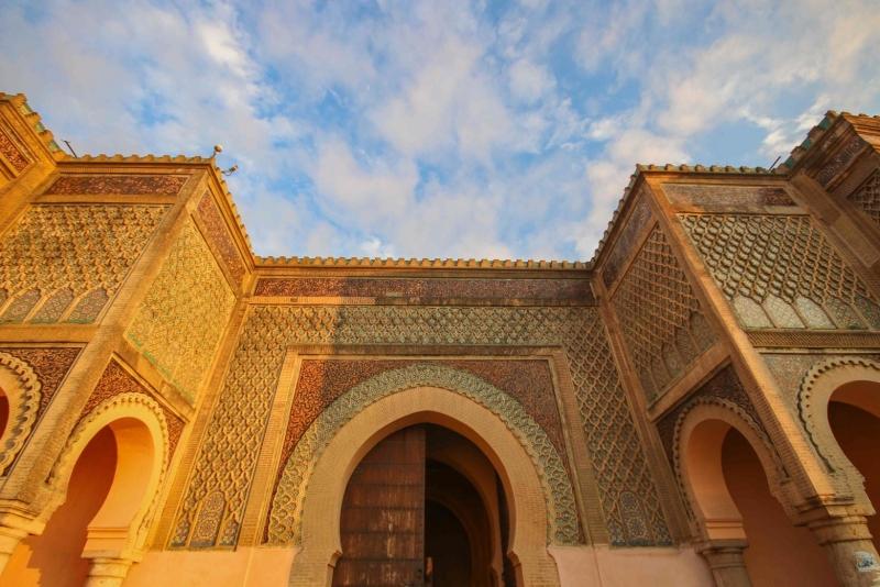 Portão Bab Mansour - Meknes