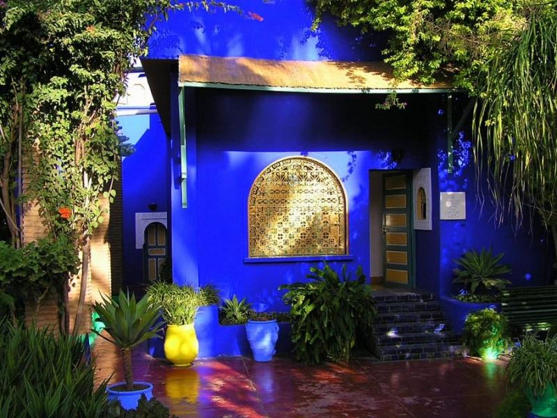 Museo Berber, Jardín Majorelle