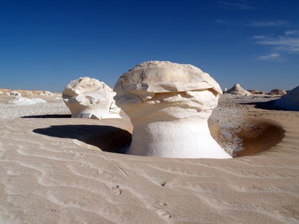 The White Desert, Western Desert