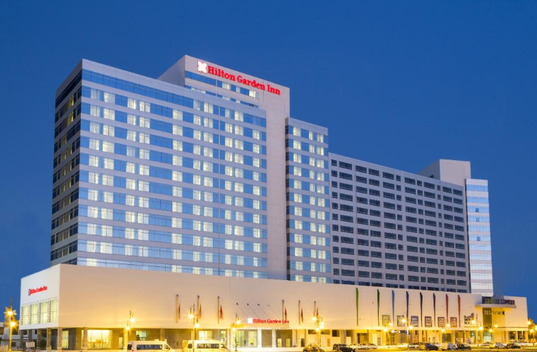 Hilton Honor Hotel