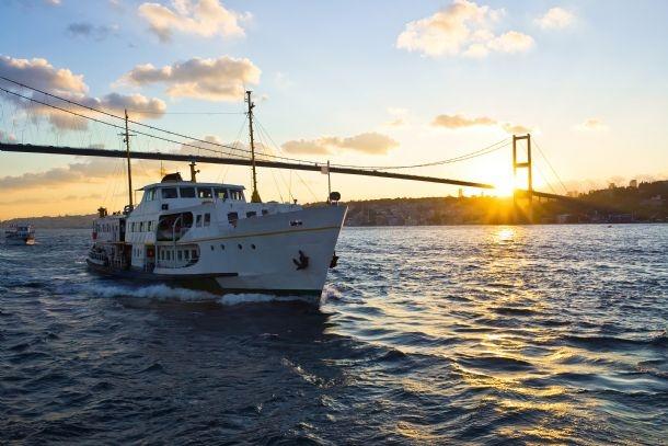 Bosphorus Boat, Istanbul