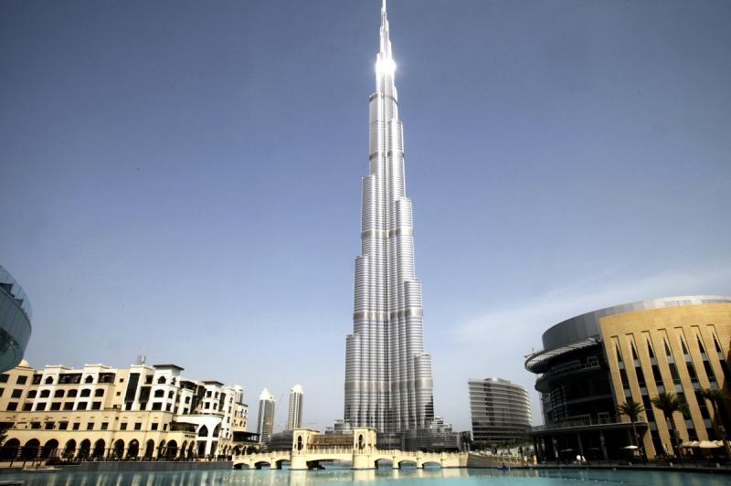 Grattacielo di Burj Khalifa